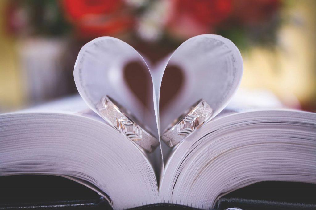 Creating A Unique Wedding Book