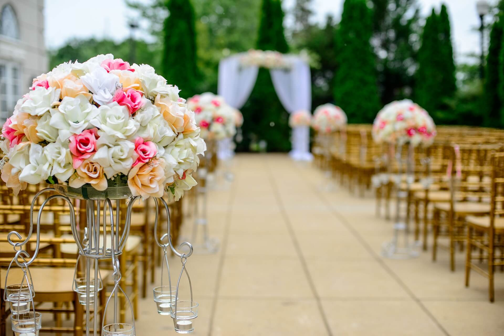 Making the Most of Your Garden Wedding at The Park Savoy