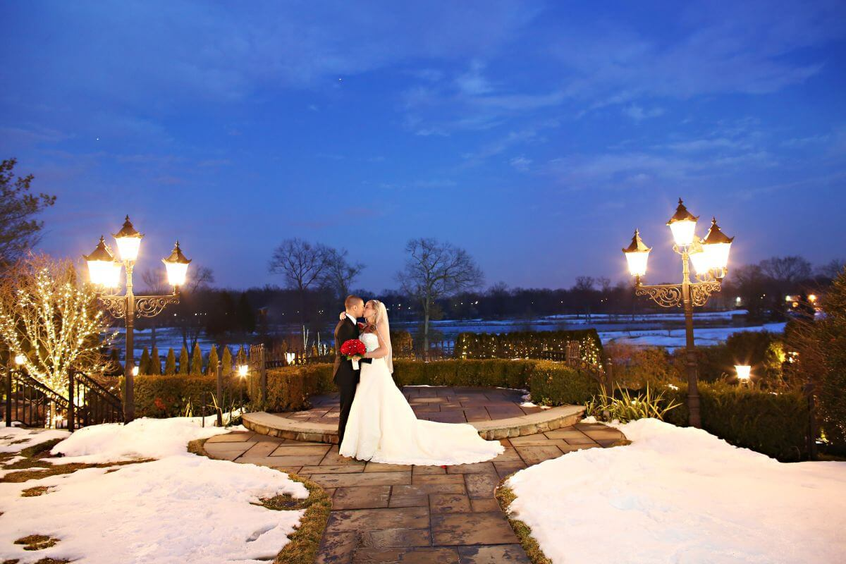 Outdoor Winter Wedding Ideas: How To Make The Most Of Your Winter Wedding This Season