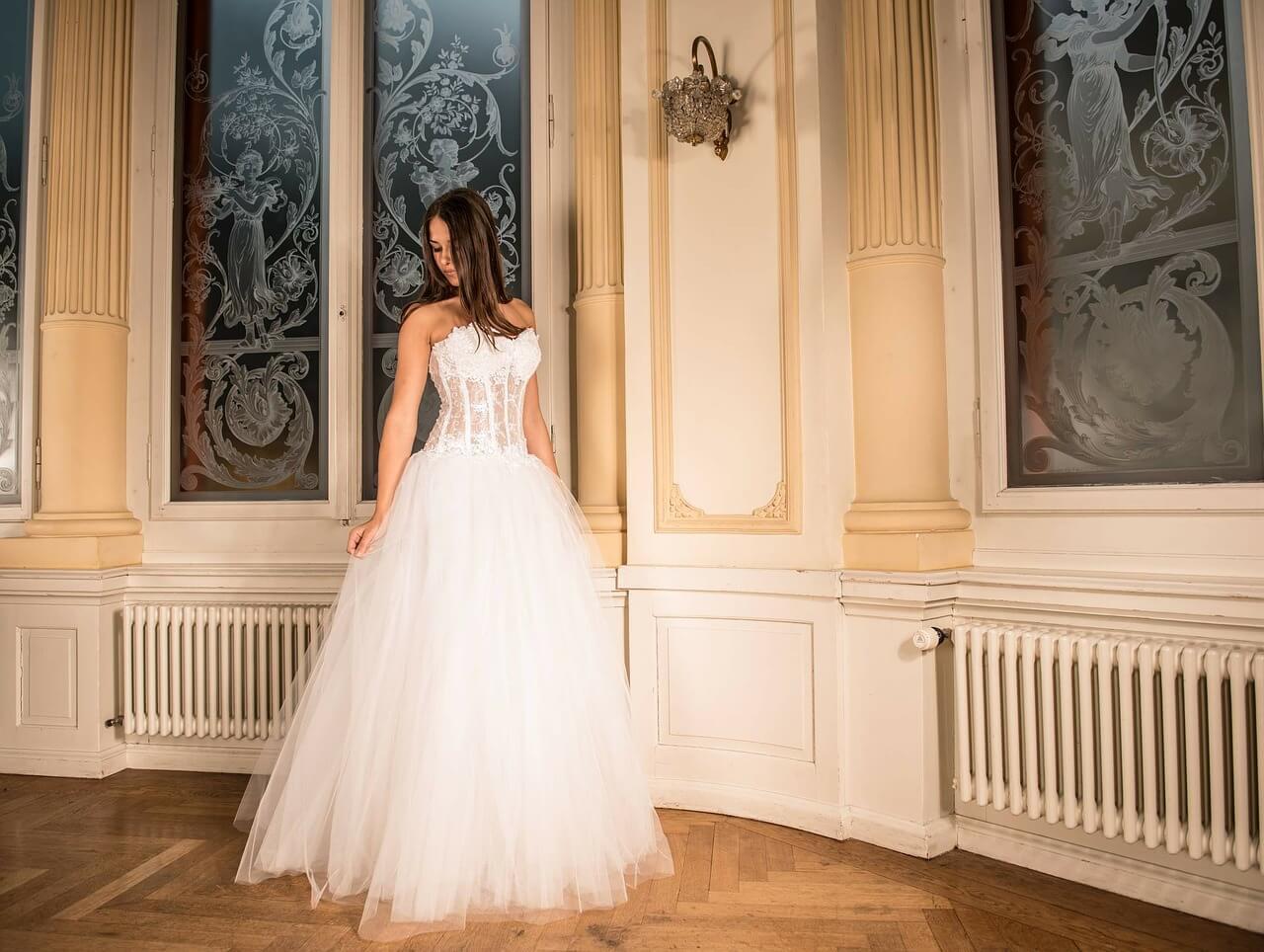 The Park Savoy Estate - Winter Wedding Dress Trends to Watch in 2017