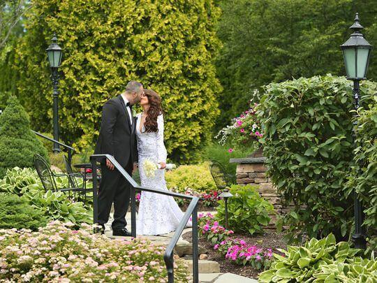 4 of Jersey's most romantic wedding spots