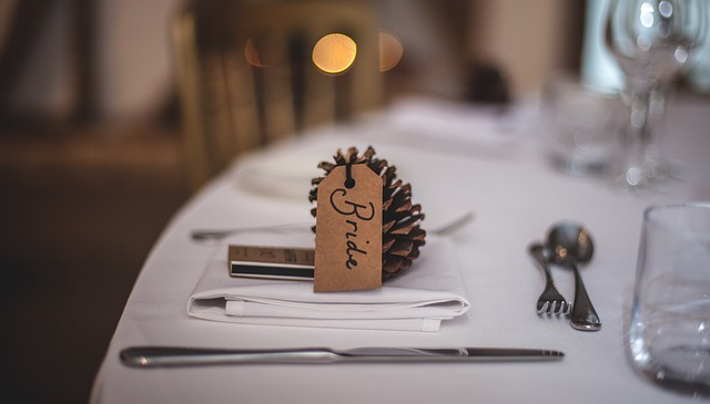 Creative Place Cards For Your Wedding The Park Savoy Estate - Restaurant table cards
