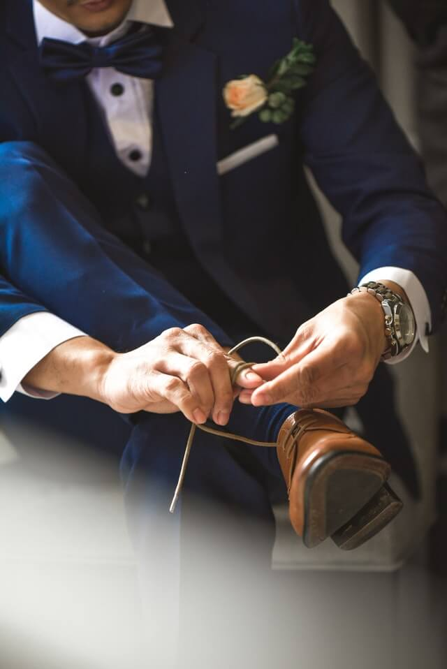 Wedding Prep for the Groom – A Timeline