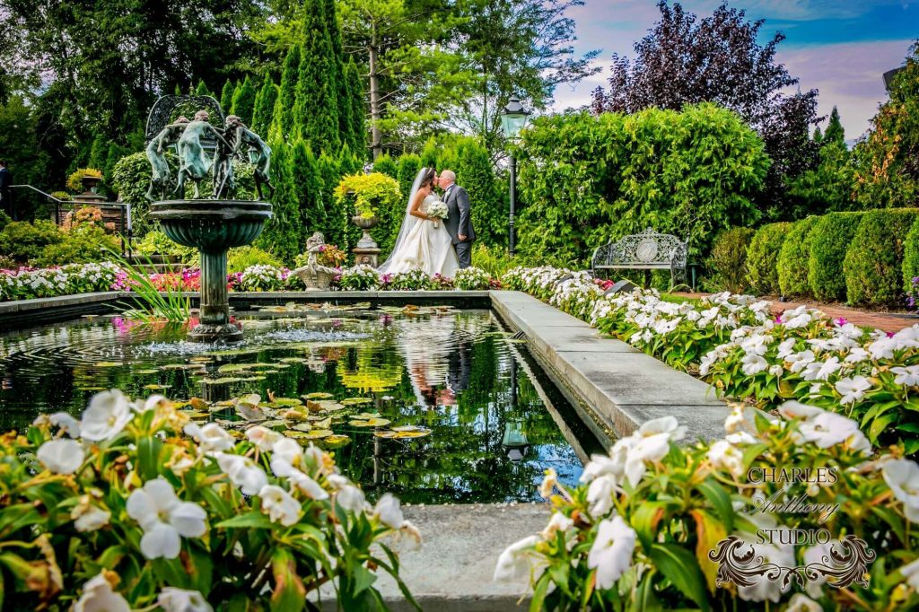 Park Savoy Garden Wedding