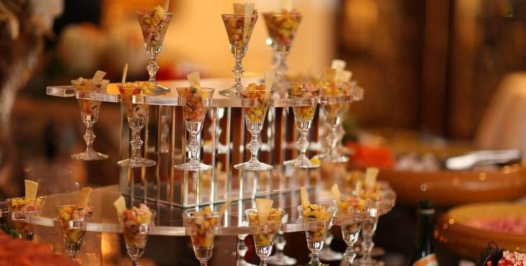 Wedding Dinner Menu Park Savoy