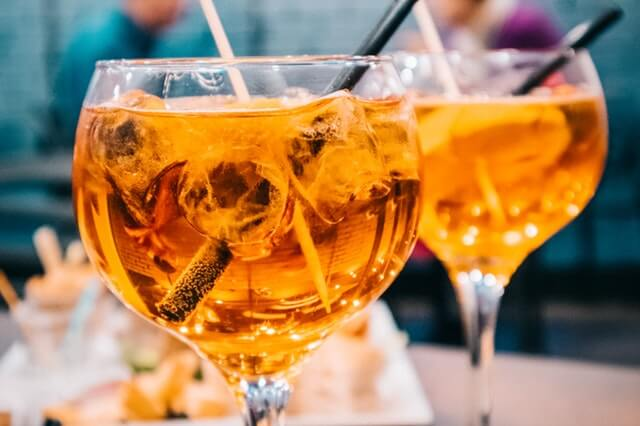Fall Wedding Cocktails to Consider