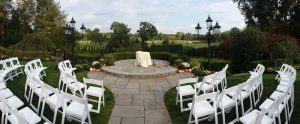 Planning Fall Wedding Photos at a Garden Estate